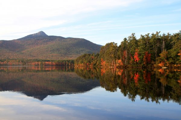 Chocorua Reflection by Sonia's View