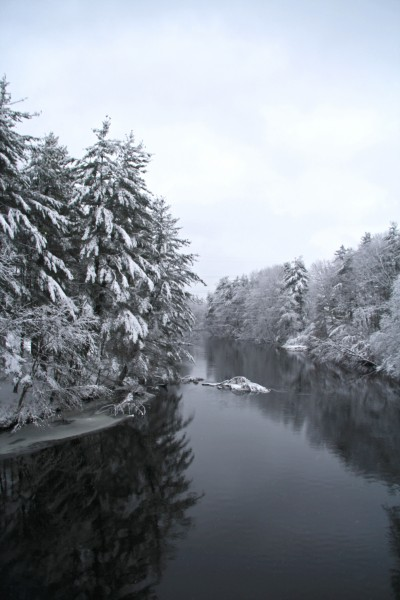 Nashua River by Sonia's View