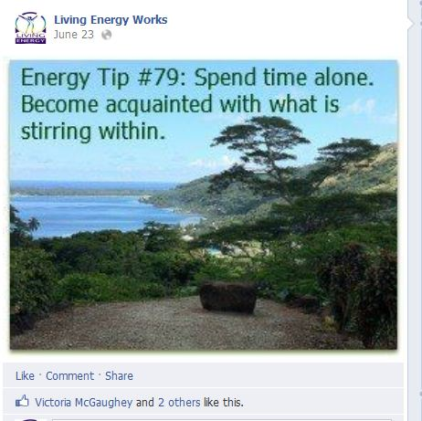 Energy Balancing for Health and Spiritual Connection