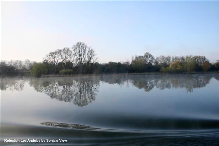 Reflection-LesAndelys