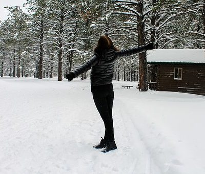 Surrender: What Winter can Teach us About Stress and Self Care